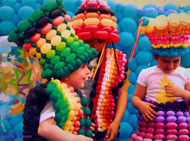 Costumes en ballons Déguisement