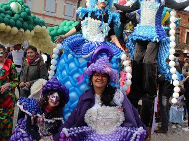 carnavals ballons - Claudia Espina