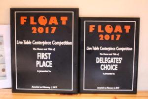 float 2017 - Firest Place - Claudia Espina