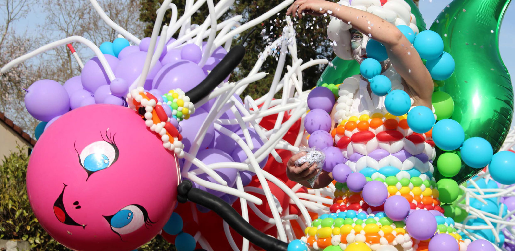 Animation ballons caranaval